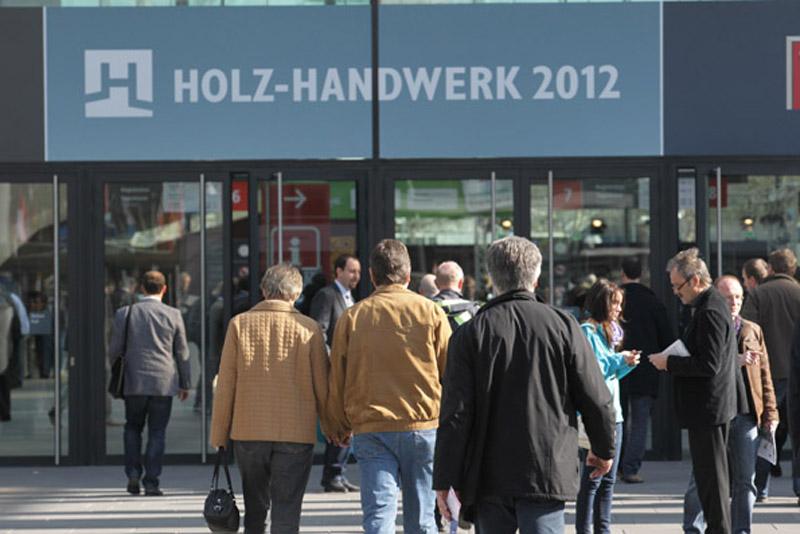 fensterbau/frontale HOLZ-HANDWERK 2012