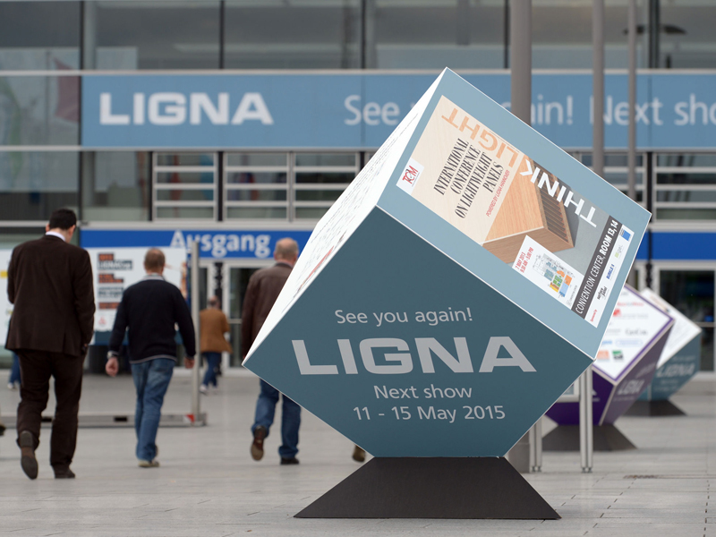 LIGNA (06. - 10. Mai 2013)