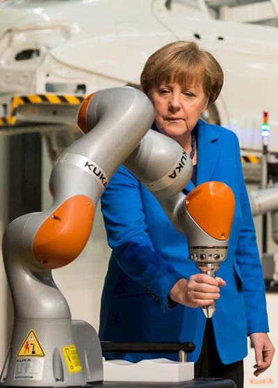 Роботы Holz Expert