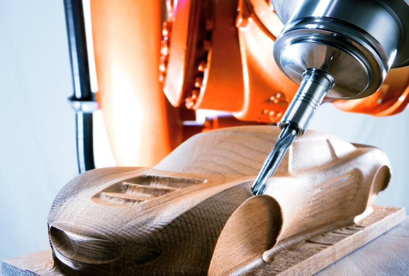 роботы в деревообработке